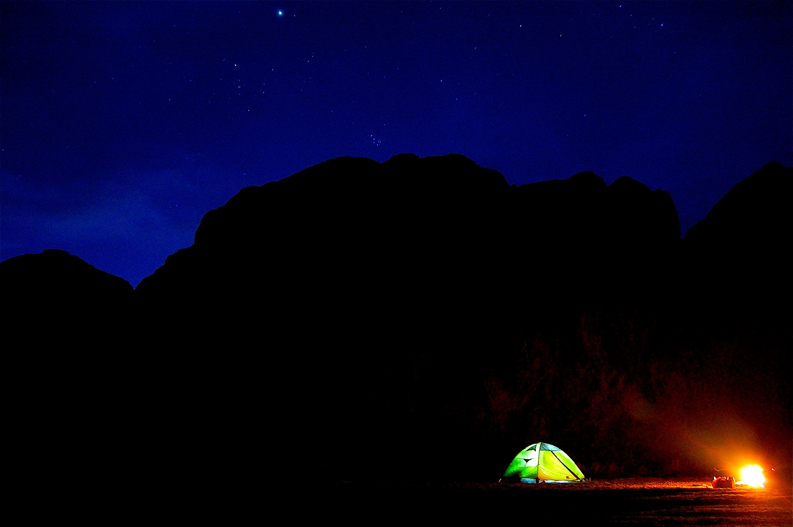 Mountainsmith Morrison 2 Person 3 Season Tent (Citron Green) by Mountainsmith (Image #5)