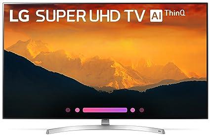 8c39e14cd121 Amazon.com: LG Electronics 65SK9000 65-Inch 4K Ultra HD Smart LED TV ...