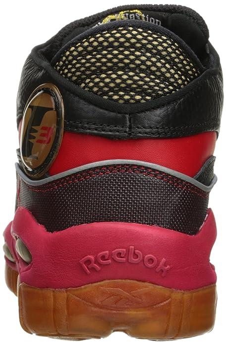 online store 4b920 9f52b Amazon.com | Reebok Men's The Answer DMX 10 Fashion Sneaker | Fashion  Sneakers