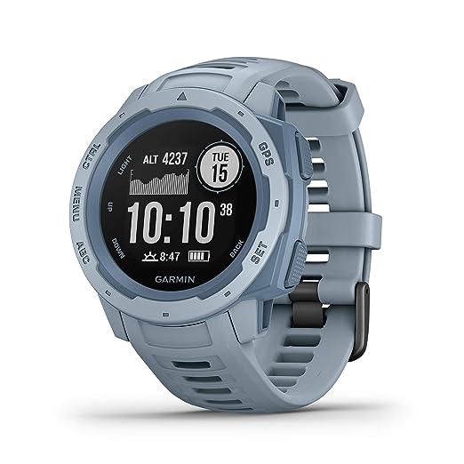 Garmin Instinct - Reloj con GPS para actividades al aire libre ...
