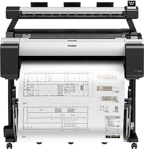 Canon imagePROGRAF TM-300 L36ei Großformatdrucker con Scanner INKL Stand (A0, 91,44cm, 2.400x1.200 dpi, LAN, WLAN,Cloud): Amazon.es: Electrónica