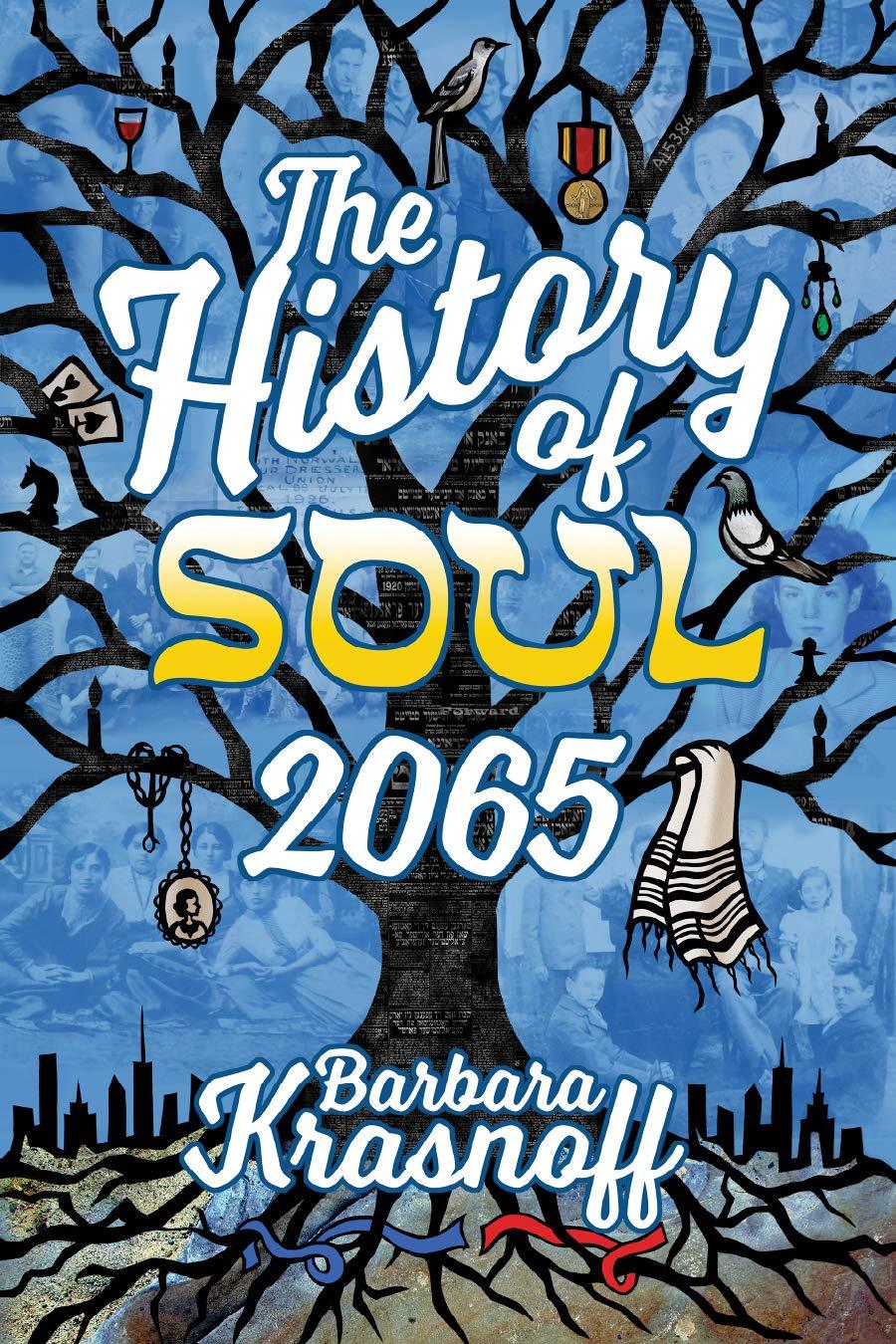 The History of Soul 2065 (English Edition) eBook: Barbara Krasnoff ...