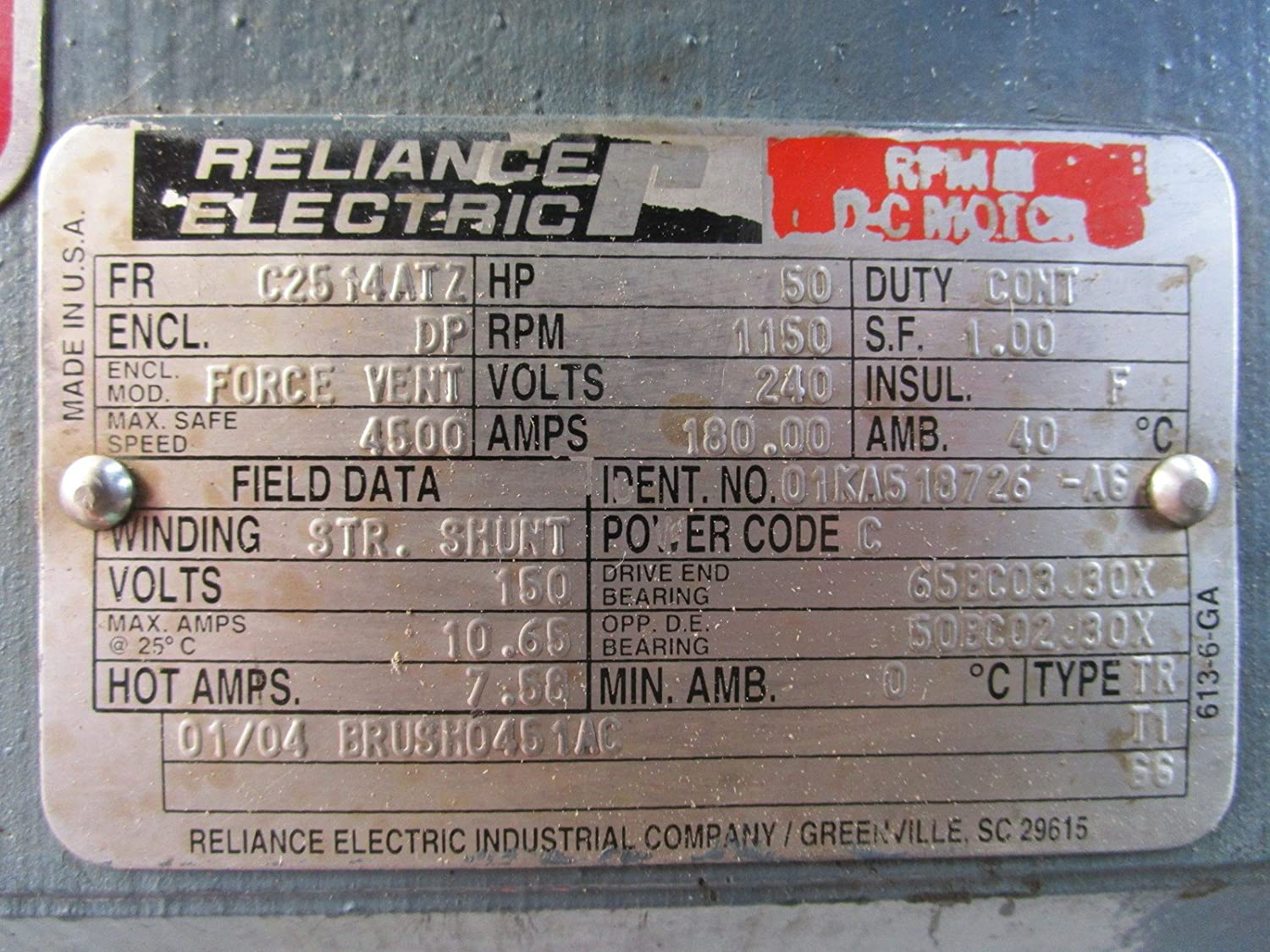 50 Hp Dc Motor Wiring Diagram For Reliance Schematic Diagrams 480 Volt Amps Newmotorspot Co Ac