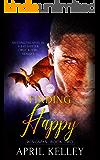 Finding Happy: An M/M Mpreg Paranormal Romance (Wingspan Book 2)