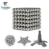 5MM 216 Pieces Magnets Sculpture Building Blocks