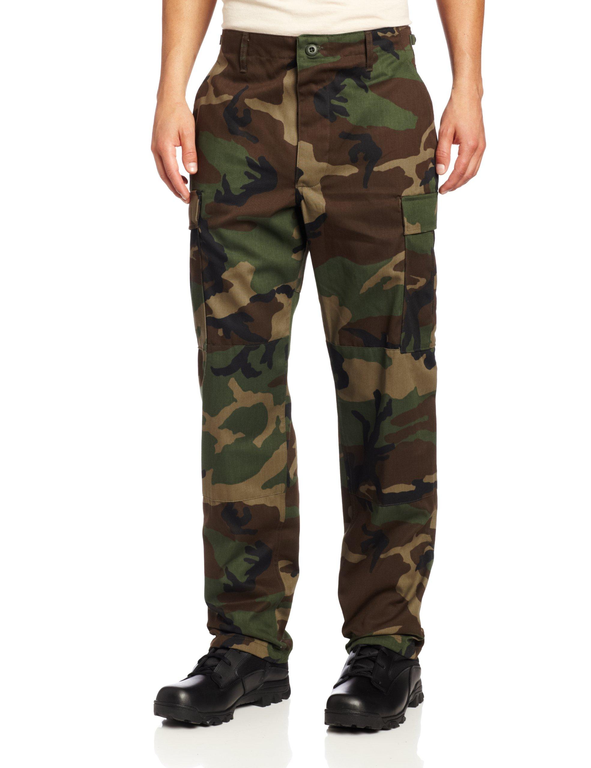 Propper BDU Trouser , Woodland, Medium Long