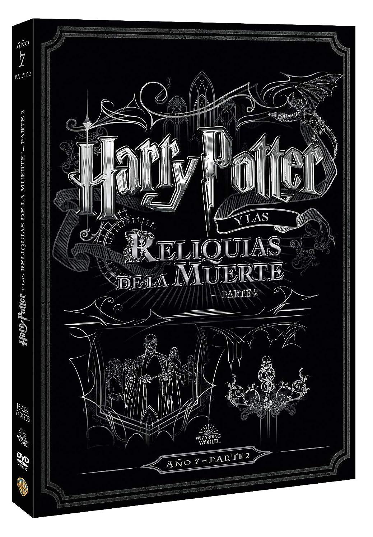 Harry Potter Y Las Reliquias De La Muerte Parte 2. Ed19 [DVD]