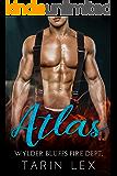 Atlas: Second Chance with a Firefighter (Wylder Bluffs Fire Dept. Book 2)