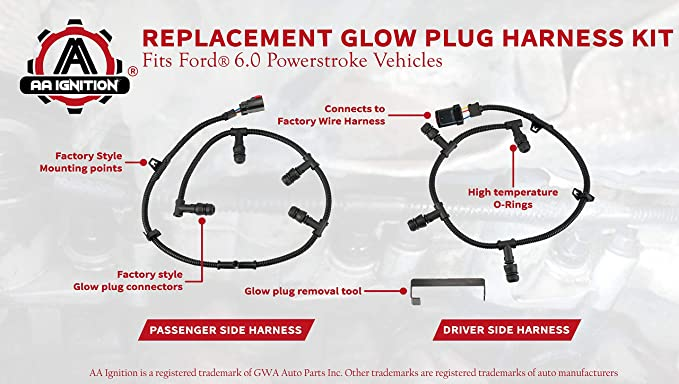 Powerstroke Glow Plug Wiring Diagram on cat glow plug wiring diagram, glow plug controller wiring diagram, ford 6.0 diesel diagram, ford glow plug diagram, 1997 f250 glow plug controller diagram, 2001 ford f-250 wiring diagram, 04 f350 glow plug wiring diagram, 6 0 gpcm diagram, 2001 f250 glow plug diagram, diesel glow plug diagram, 6.6 duramax glow plug diagram,