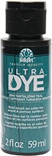 product image for FolkArt Ultra Dye in Assorted Colors (2 oz), 3914 Tantalizing Teal