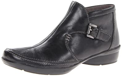 Womens Boots Naturalizer Cassidy Black Leather