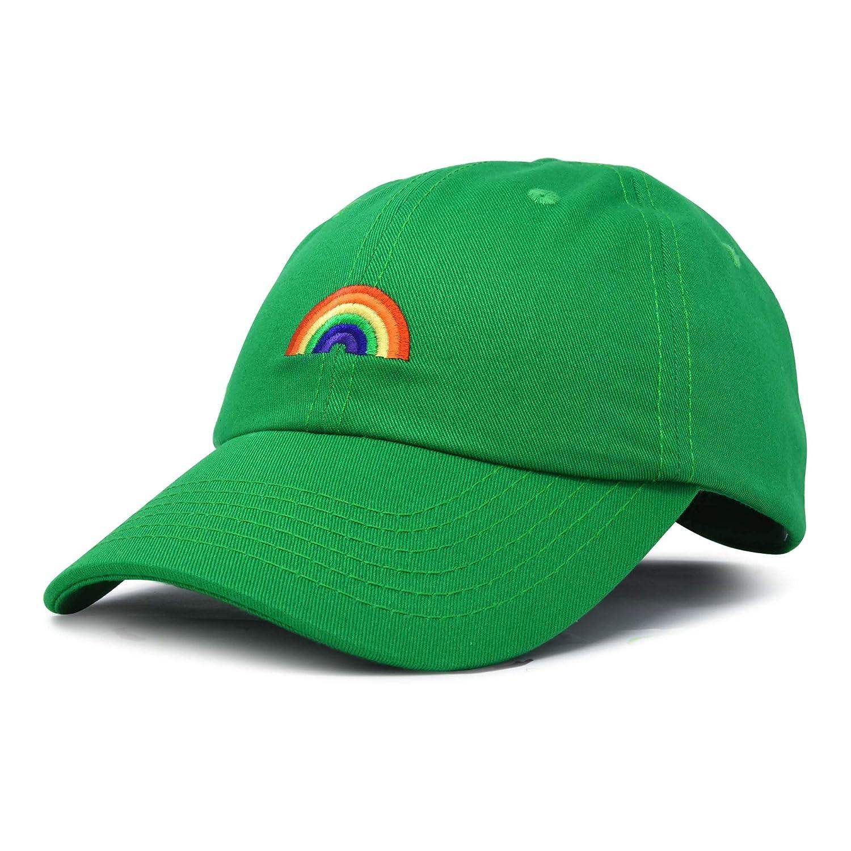 DALIX Rainbow Baseball Cap...