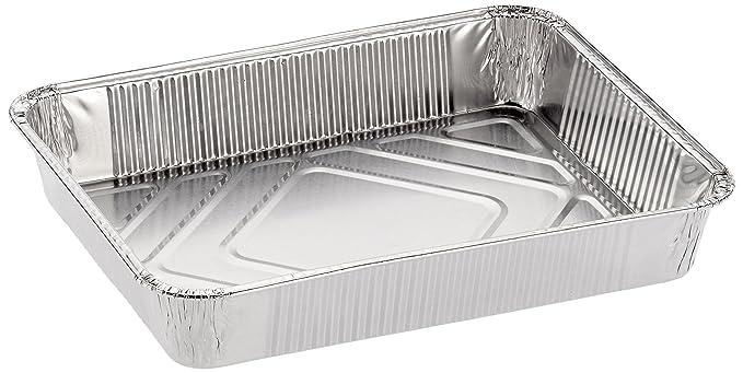 Ottimo Bandejas aluminio 4 porciones PZ.3