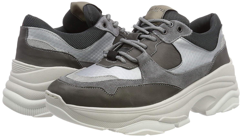 Selected Womens Slfgavina Trainer B Low-Top Sneakers