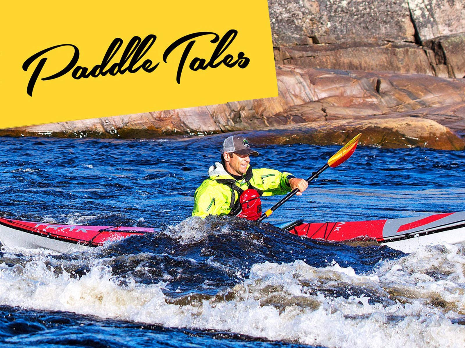 Paddle Tales on Amazon Prime Video UK