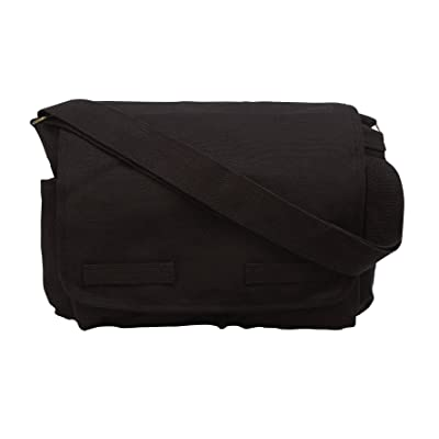 Rothco Hw Canvas Classic Messenger Bag