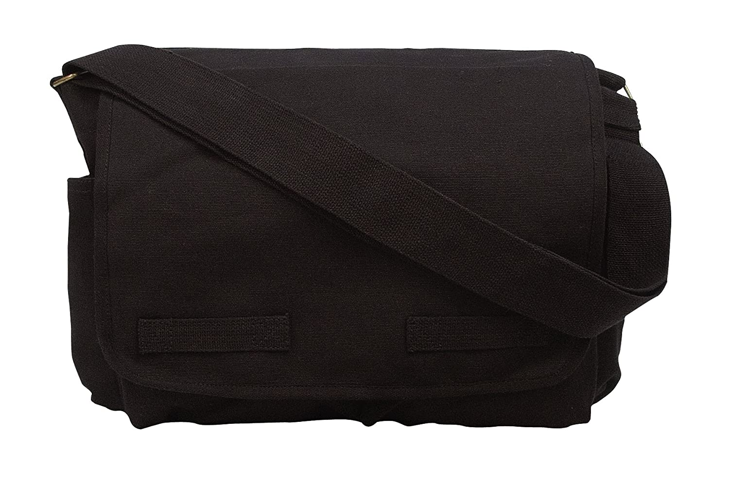 Amazon.com  Rothco Vintage Unwashed Canvas Messenger Bag  Sports   Outdoors a051253cd53