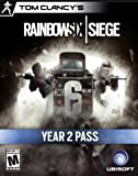 Tom Clancy's Rainbow Six Siege Year 2 Pass - PS4 [Digital Code]