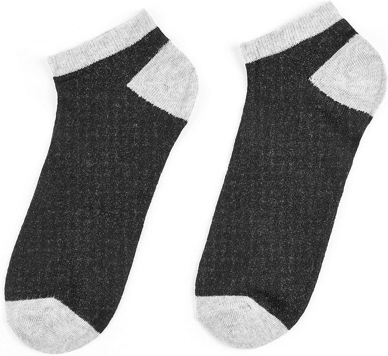 Trendy socks YAMAMAY/® Calze corte donna bicolore