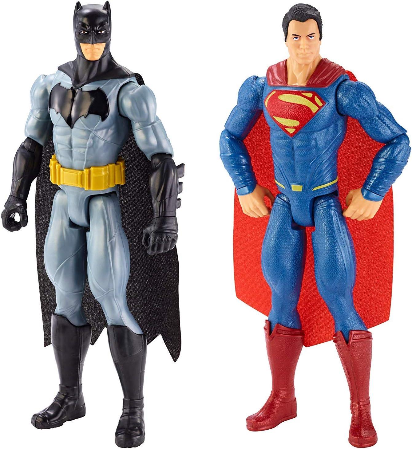 FIGURINA TOTAL SUPERMAN//BATMAN N°28