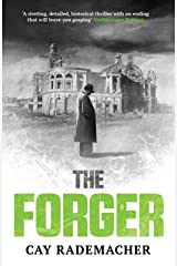 The Forger: Page-turning, CWA Dagger Shortlisted Crime Novel set in 1948 Hamburg (Inspector Stave Book 3) Kindle Edition