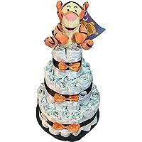 Tarta de pañales DODOT Tiger Winnie the Pooh
