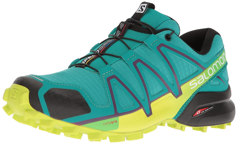 Salomon Damen Speedcross 4 4 4 Traillaufschuhe 94361b