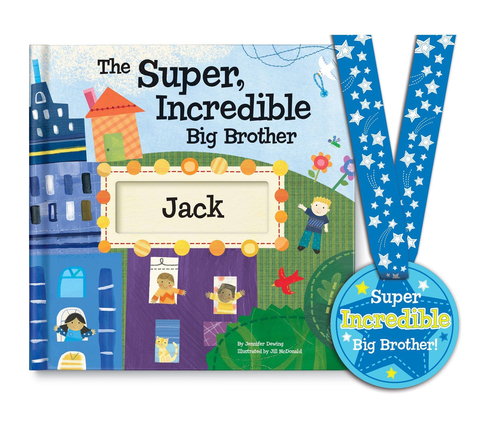 Personalized Big Brother Gift Newborn New Baby Hospital Gift, Big Brother TShirt Alternative