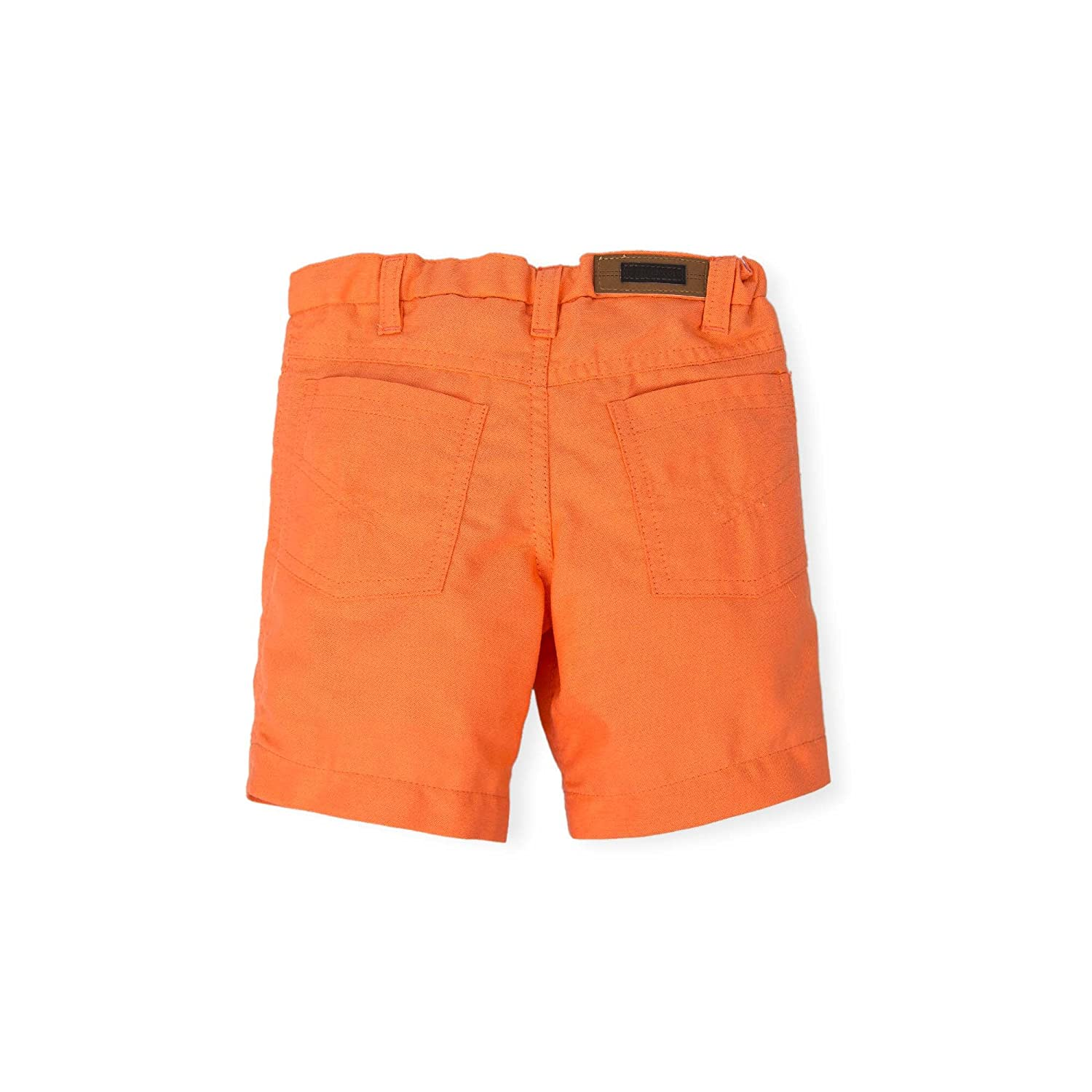 Tutto Piccolo 4328NS18 Pantalones, Naranja (Orange O00), 12 años ...