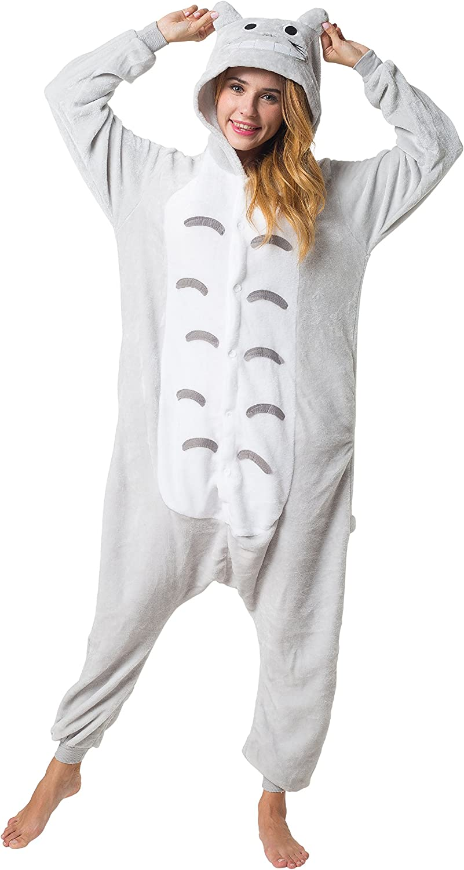 10+ Modelos Kigurumi Pijamas Disfraz Animal Halloween Adultos  Pollito Talla 155-165cm Katara