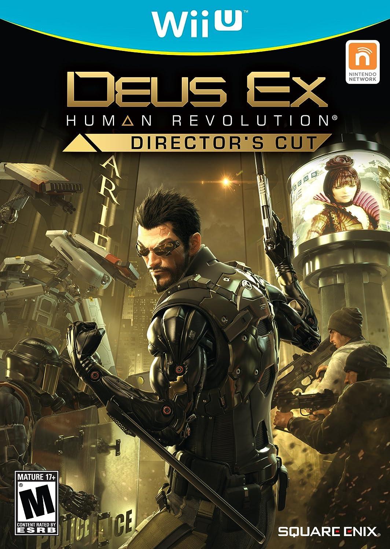 Amazon.com: Deus Ex Human Revolution: Directors Cut ...