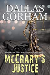 McCrary's Justice (Carlos McCrary, Private Investigator, Mystery Thriller Book 6) Kindle Edition
