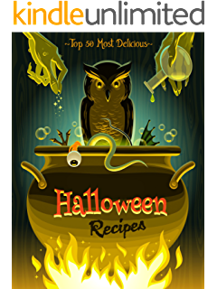 top 50 most delicious halloween recipes holiday recipes book 1 - Betty Crocker Halloween Cookbook