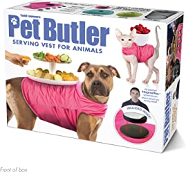 "Prank Pack""Pet Butler"" - Wrap Your Real Gift in a Funny Joke Gift Box - by Prank-O"