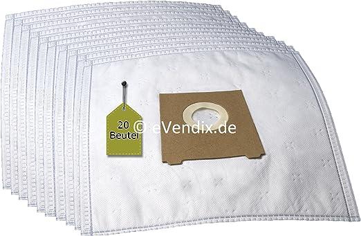 Bolsa para aspiradora compatible con Bosch 461,748, material ...