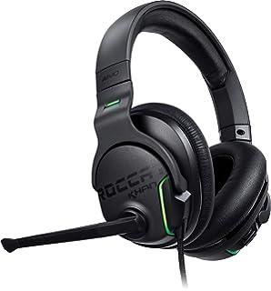 faa22a6bea4 Roccat Khan AIMO 7.1 Surround Gaming Headset, Hi-Res Sound, USB, AIMO LED  Illumination,…