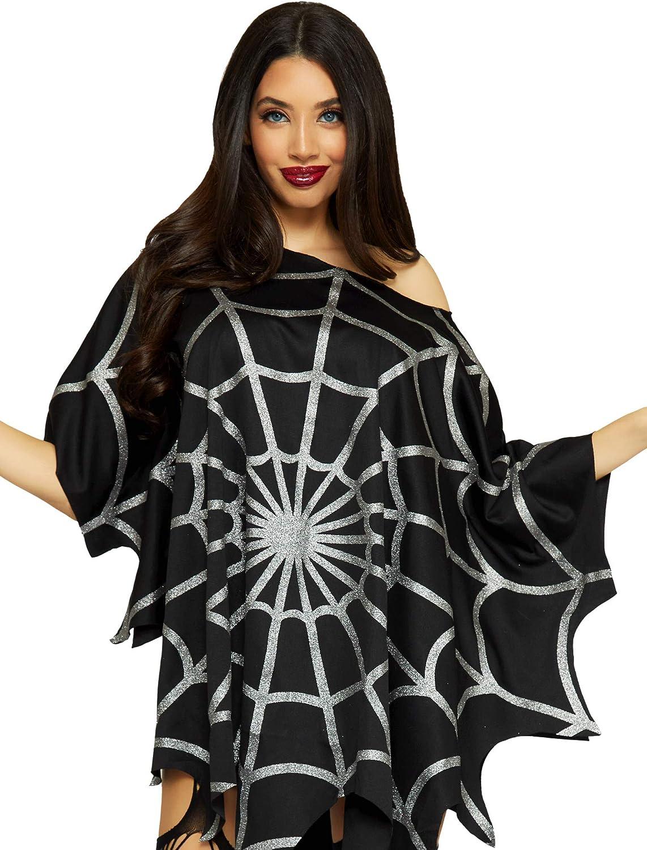 Fièvre Web Crochet Collants Adultes Halloween Déguisement Robe Araignée Veuve