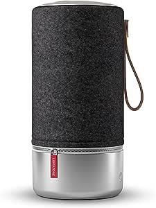 Libratone Zipp - Edición Copenhagen Altavoz Wireless SoundSpaces (Multiroom, SoundSpaces, AirPlay, Bluetooth, DLNA, WiFi), Color Pepper Black