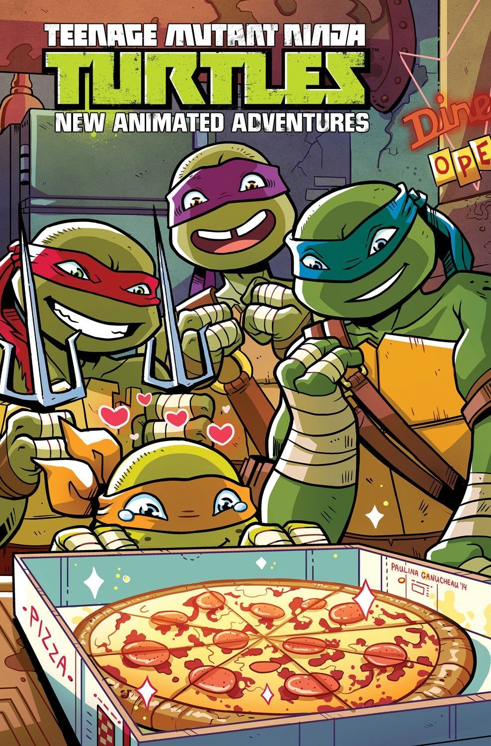 Teenage Mutant Ninja Turtles: New Animated Adventures ...