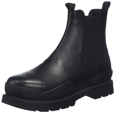 bd211789eac290 G-STAR RAW Damen Rackam WMN Chelsea Boots Schwarz (Black 990) 36 EU