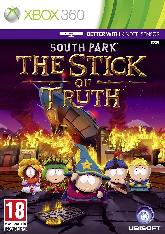 Ubisoft South Park - Juego (Xbox 360, Xbox 360, RPG (juego de rol), M (Maduro)): Amazon.es: Videojuegos