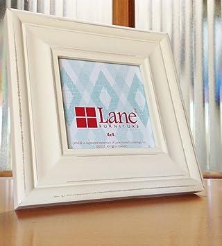 Amazoncom Lane Furnishings Lightly Distressed Off White Cream