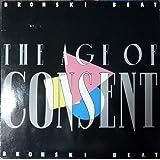 Age of consent (1984) / Vinyl record [Vinyl-LP]