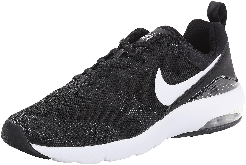 Nike Wmns Air Max Siren - Calzado Deportivo para Mujer 40 EU Negro (Black / White-metallic Silver)