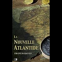 La Nouvelle Atlantide (French Edition) book cover