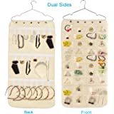 Amazoncom Household Essentials 37Pocket Hanging Jewelry and