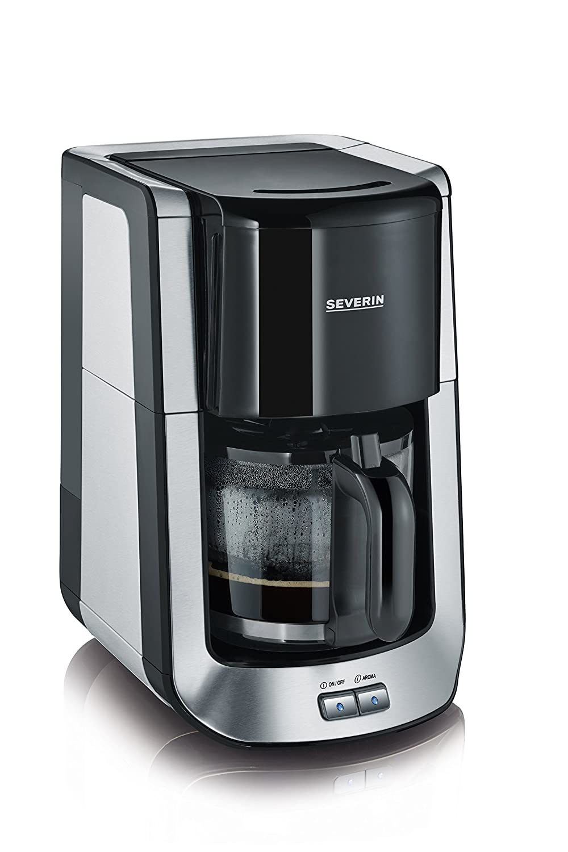 How To Use German Coffee Maker : Coffee Machine, Severin KA4462 Stainless Steel/ Black ...