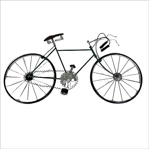 yvanmoinscher Decoración de Pared para Bicicleta – Metal – 60 x 33 ...