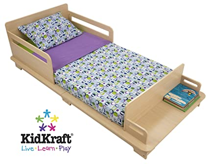 Amazon.com: KidKraft Modern Toddler Bed: Toys & Games