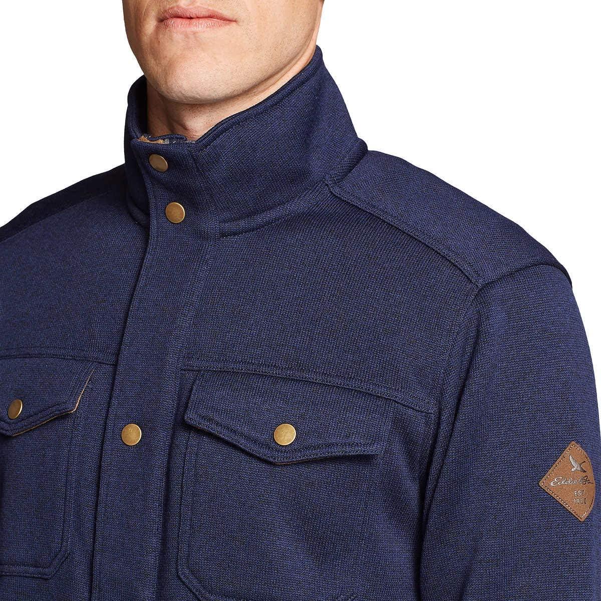 Eddie Bauer Mens Radiator 4-Pocket Jacket